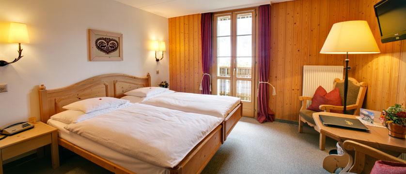 Hotel Alpenrose, Wengen, Bernese Oberland, Switzerland - double room.jpg
